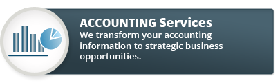 We transform your accounting information to strategic business opportunities